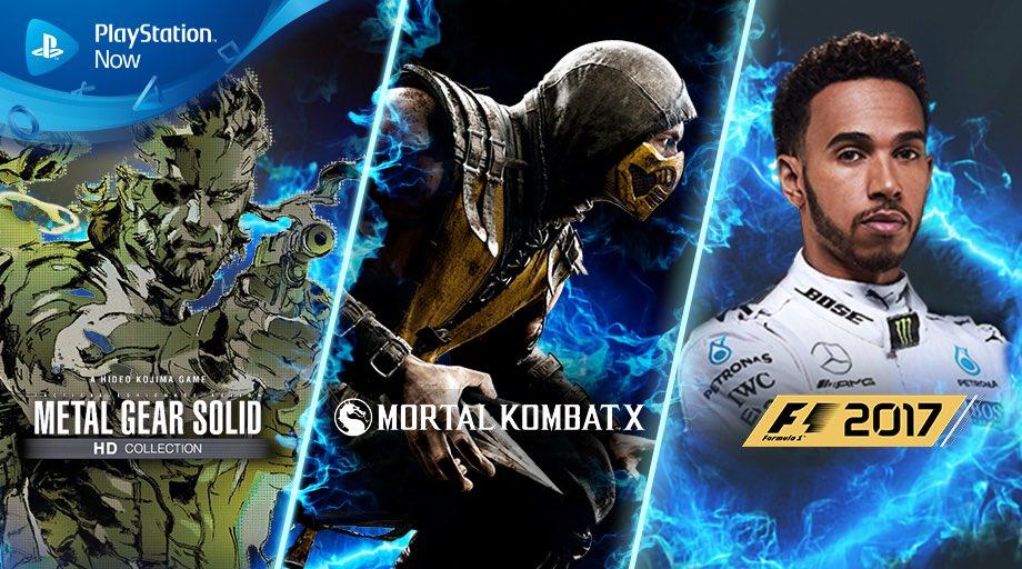 10 nuevos títulos se unen al catálogo de PlayStation Now en febrero