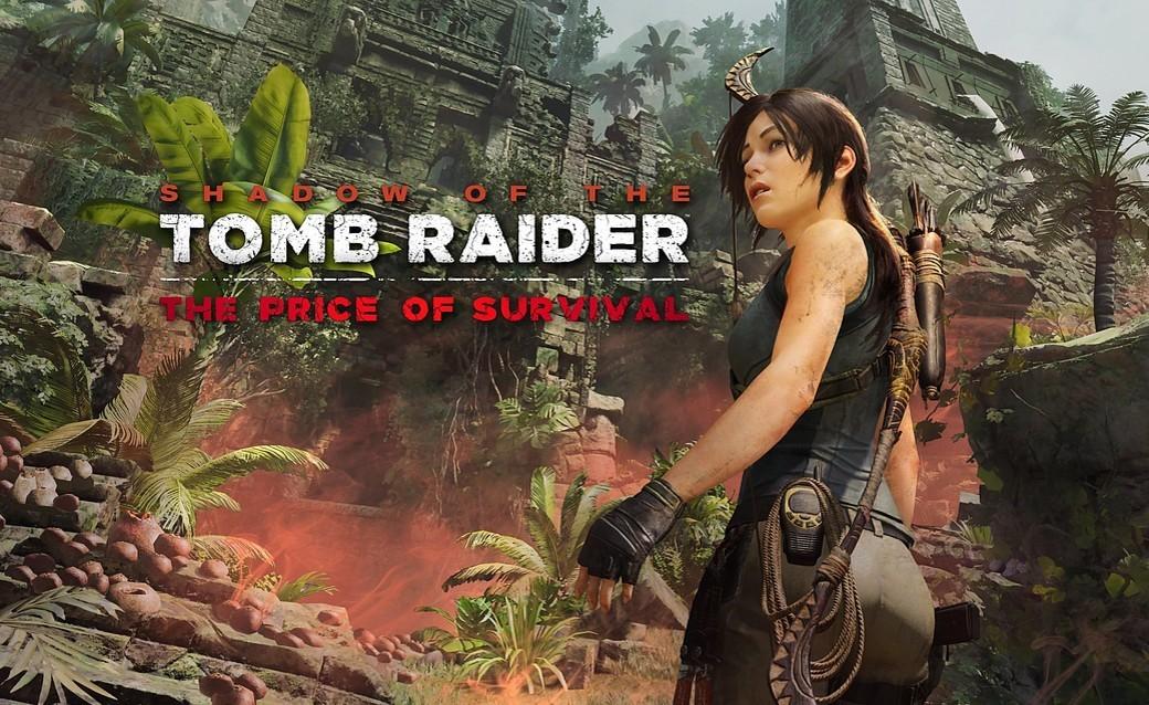 Shadow of the Tomb Raider recibe una nueva tumba opcional, 'El precio de la supervivencia'