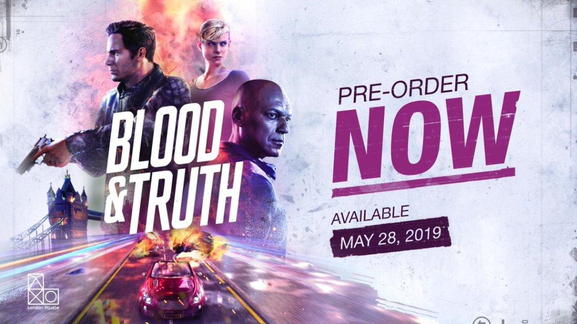 Blood & Truth estrena tráiler de lanzamiento