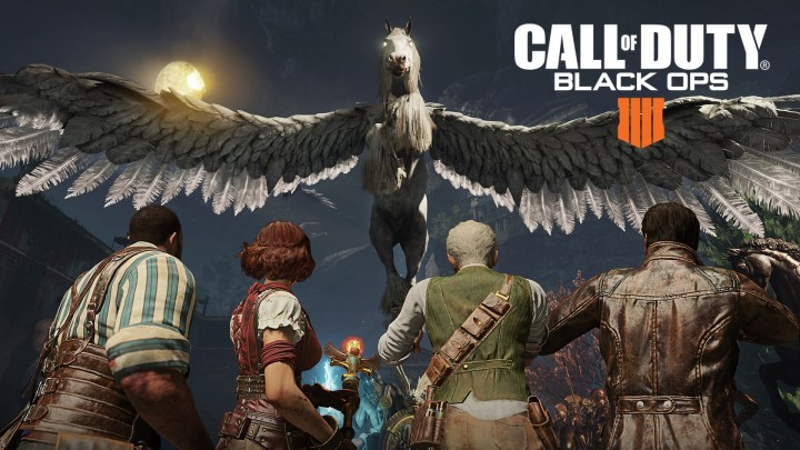 Call of Duty: Black Ops 4 | Mal Ancestral ya disponible en PlayStation 4