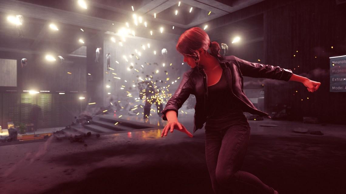 Control exhibe su jugabilidad en un extenso gameplay