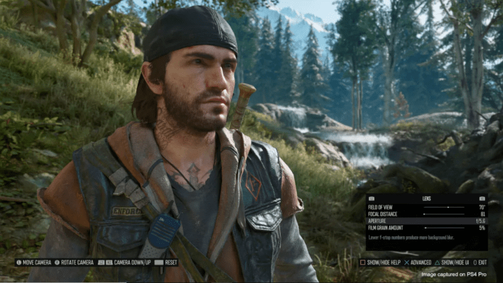PlayStation confirma que Days Gone tendrá Modo Foto