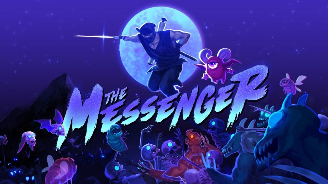 PEGI lista el lanzamiento de The Messenger en PlayStation 4