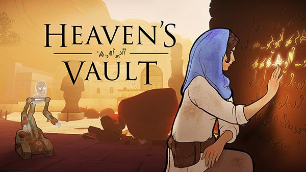 Heaven's Vault estará disponible el próximo 16 de abril