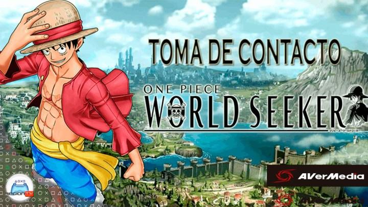 Toma de contacto | One Piece: World Seeker