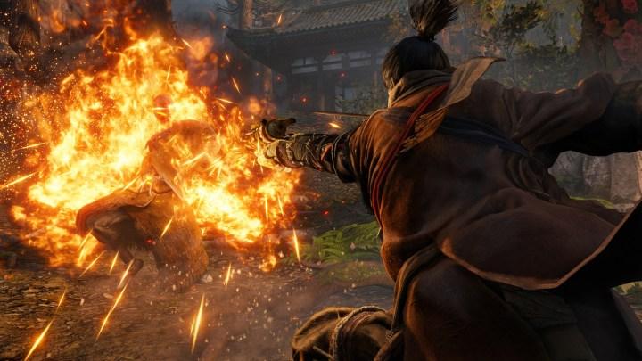 La nueva actualización de Sekiro: Shadows Die Twice ofrecerá una mayor variedad de estrategias de combate