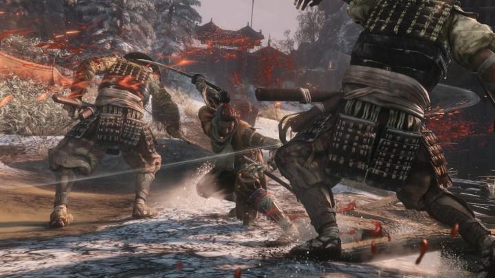 Sekiro: Shadows Die Twice nos muestra algunos combates contra jefes finales en impresionantes gameplays a 4K