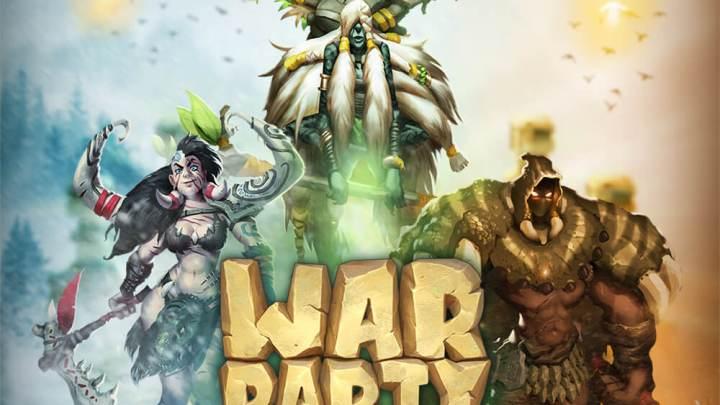 Warparty, RTS ubicado en la Edad de Piedra, llegará a PS4, PC, Switch y Xbox One el 28 de marzo