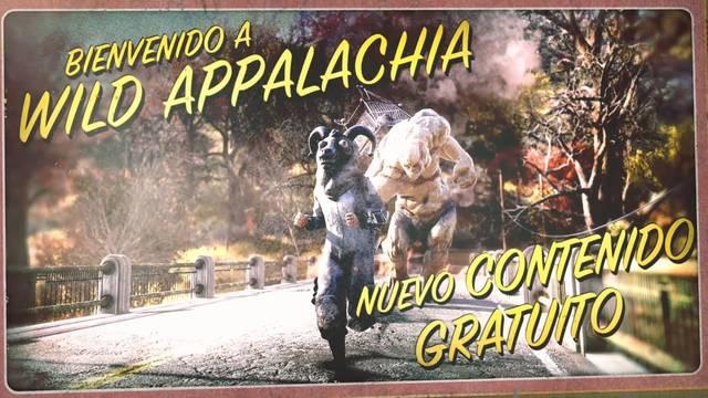 "Fallout 76 | Ya disponible la actualización gratuita ""Wild Appalachia"""