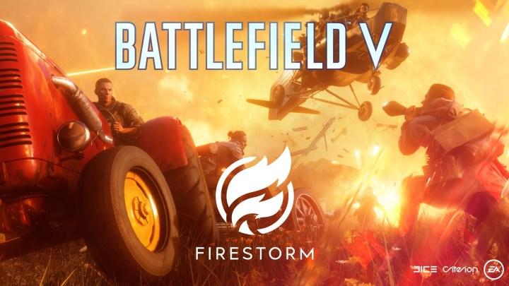 EA y DICE publican el primer gameplay oficial de Firestorm, el modo Battle Royale de Battlefield V