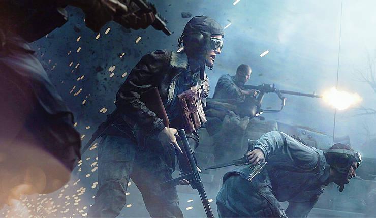 Battlefield V recibe la cuarta actualización del Capítulo 2: Relámpagos de guerra de Vientos de guerra