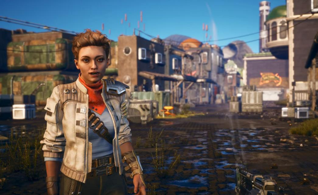 The Outer Worlds realizará un gran anuncio en el E3 2019