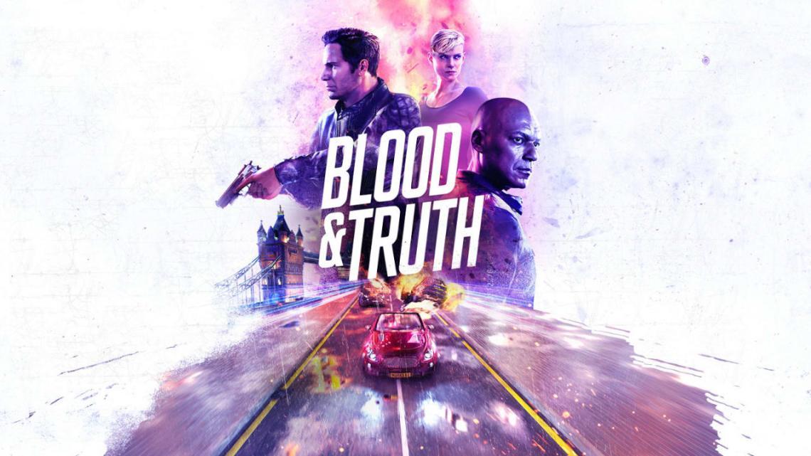 Blood & Truth, el nuevo gran exclusivo de PlayStation VR, ya está disponible | Tráiler de lanzamiento