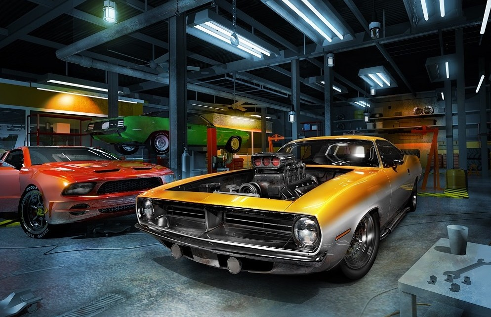GAME venderá en exclusiva la edición física de Car Mechanic Simulator para PS4 y Xbox One