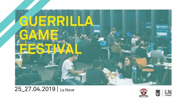 Guerrilla Games Festival tendrá lugar en Madrid del 25 al 27 de abril