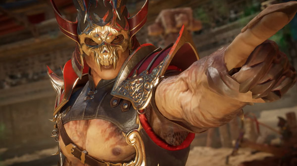 Shao Kahn desata todo su poder en el nuevo tráiler de Mortal Kombat 11