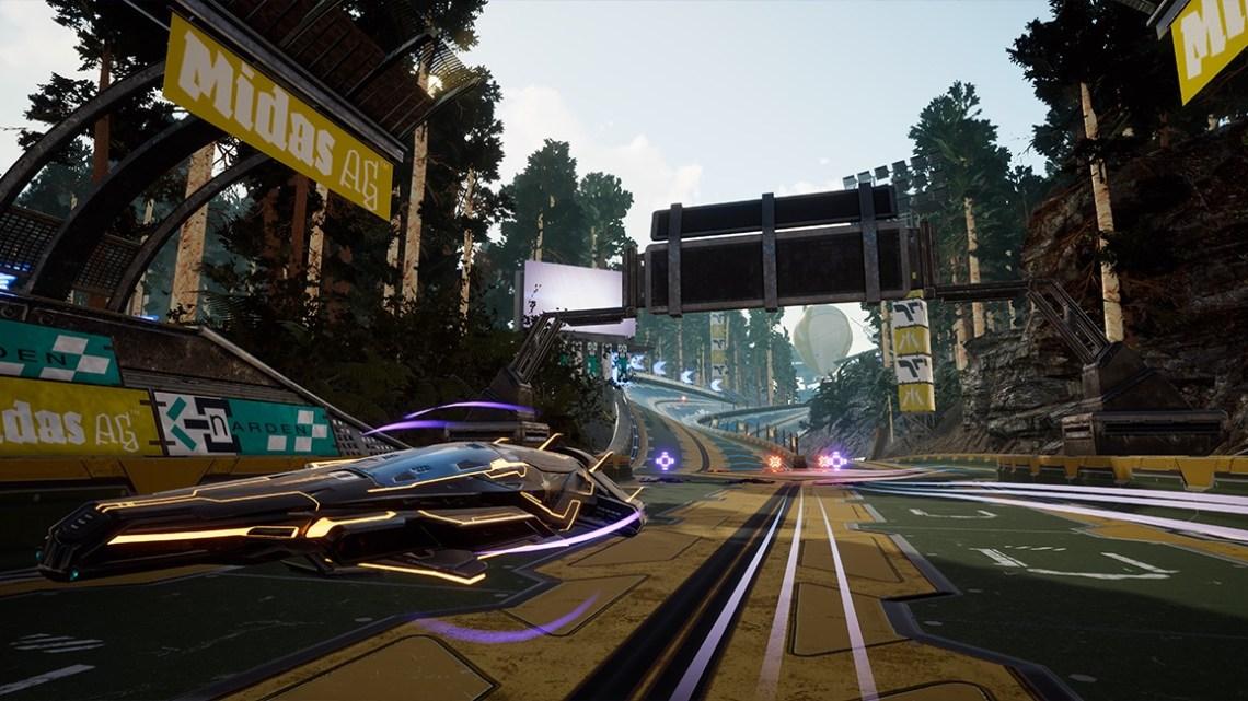 Formula Fusion pasa a denominarse Pacer, llegará en 2019 a PS4 y muestra nuevo tráiler