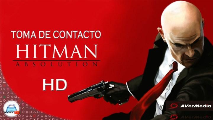 RegionTV | Toma de Contacto | Hitman Absolution HD