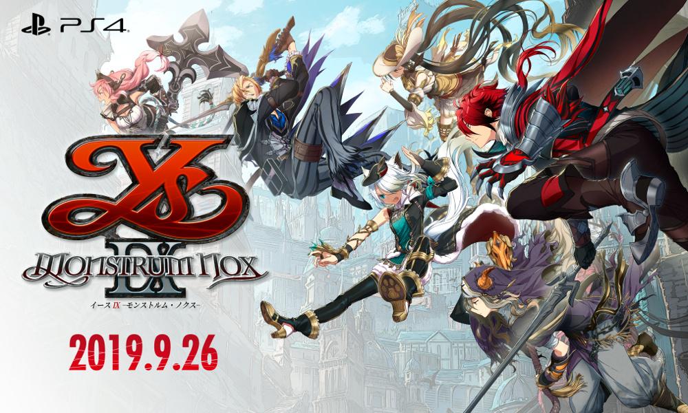 Ys IX: Monstrum Nox muestra su jugabilidad en un gameplay inédito