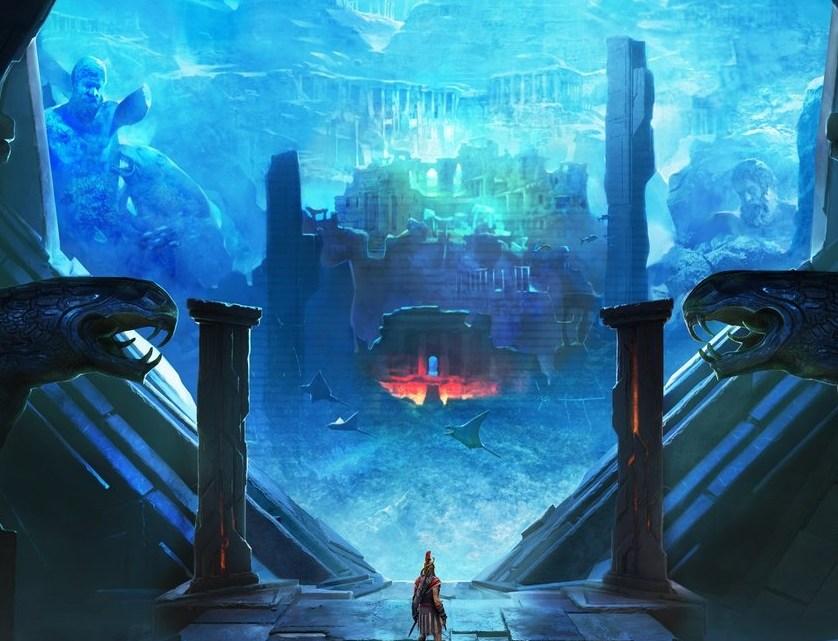 Assassin's Creed Odyssey | La 2ª expansión, 'El Destino de Atlántida', estrena tráiler, detalles y fecha de lanzamiento