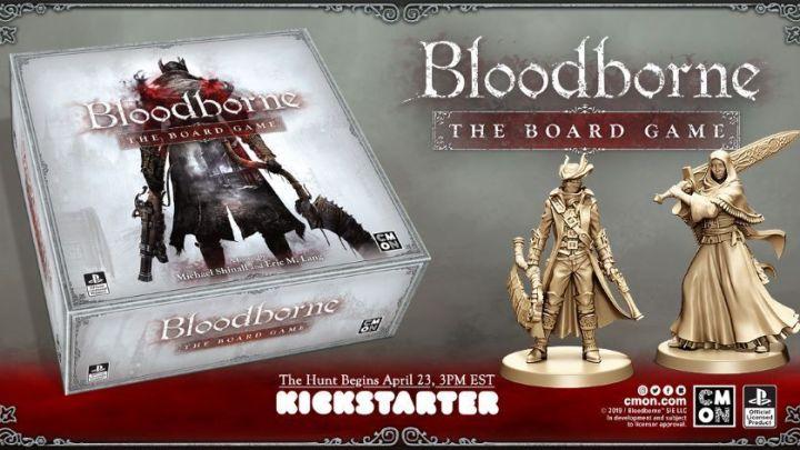 El juego de mesa inspirado en Bloodborne ya supera el millón de euros de recaudación