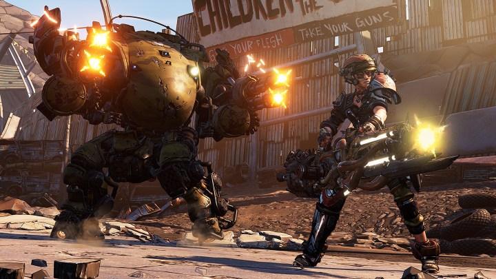 Borderlands 3 muestra cómo arranca la aventura en un nuevo gameplay