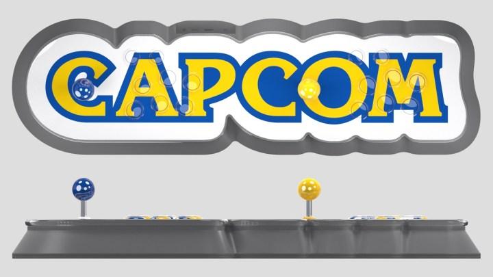 Anunciada la recreativa de sobremesa Capcom Home Arcade. Llegará el 25 de octubre a Europa