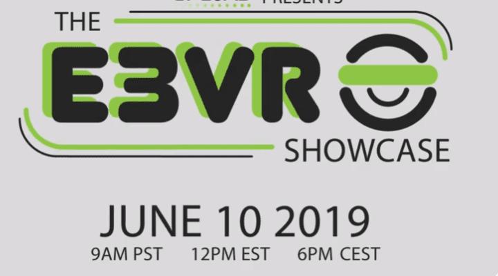 La próxima edición del E3 2019 incluirá una exclusiva conferencia para la realidad virtual