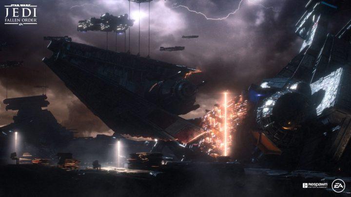 Star Wars Jedi: Fallen Order recibe una serie de nuevos artes conceptuales