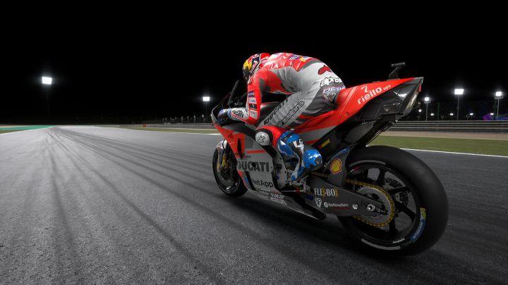 Milestone presenta el primer gameplay oficial de MotoGP 19