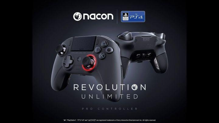 El Nacon Revolution Unlimited Pro Controller se presenta en un nuevo tráiler oficial