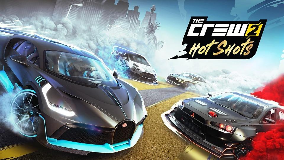 The Crew 2 Hot Shots recibe esta semana el Bugatti Divo y nuevas opciones de personalización