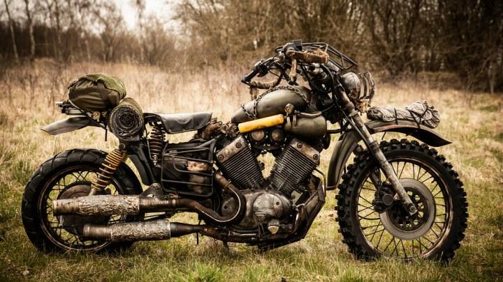 Un grupo de fanáticos del motor recrean la fiel moto de Deacon en Days Gone