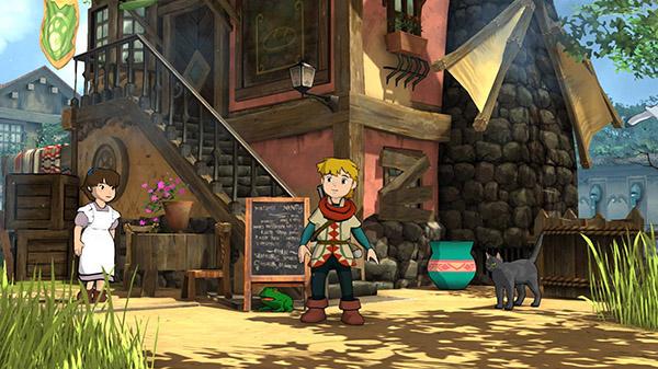 Baldo, nuevo título de acción y aventura, confirma su lanzamiento en PS4 y Xbox One
