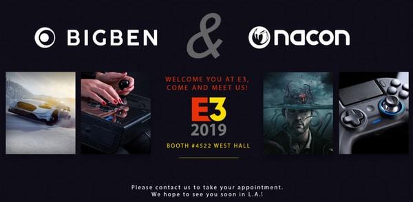 BigBen Interactive revela el listado de juegos que llevará al E3 2019