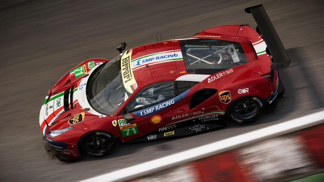 El piloto de Ferrari Esports Brendon Leigh anima a los pilotos de simuladores de conducción a unirse a la Official Ferrari Esport Series