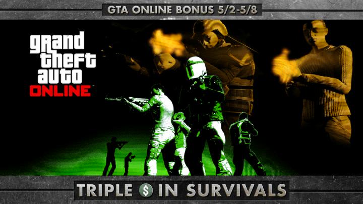 Revelados los contenidos y ofertas que llegan a GTA Online esta semana
