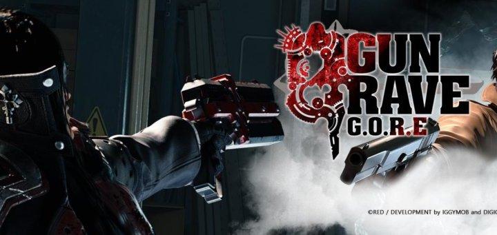 Gungrave G.O.R.E. revela su logotipo oficial