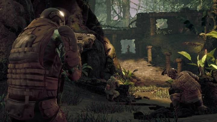 Primer gameplay de Predator: Hunting Grounds