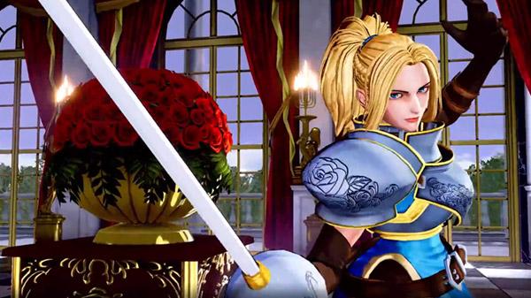 Charlotte protagoniza el nuevo tráiler de Samurai Shodown