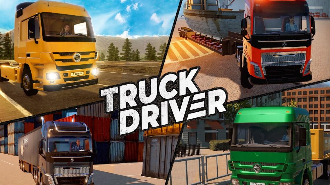 Truck Driver se lanzará el 19 de septiembre para PlayStation 4 y Xbox One | Nuevo tráiler