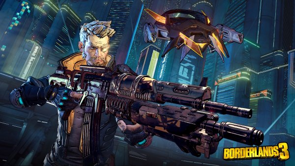 Borderlands 3 | Gearbox comparte un espectacular artwork a 4K