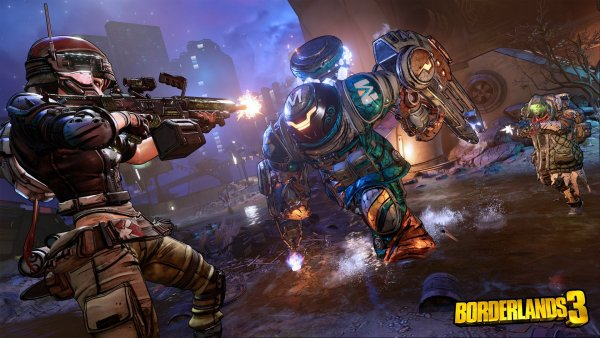 Borderlands 3 se exhibe en un trepidante gameplay cargado de acción