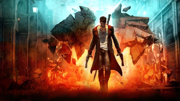 Capcom sigue sin descartar una secuela de DmC: Devil May Cry