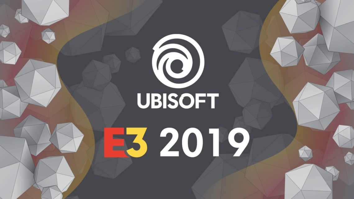Ubisoft anuncia los títulos que mostrará en el E3 2019