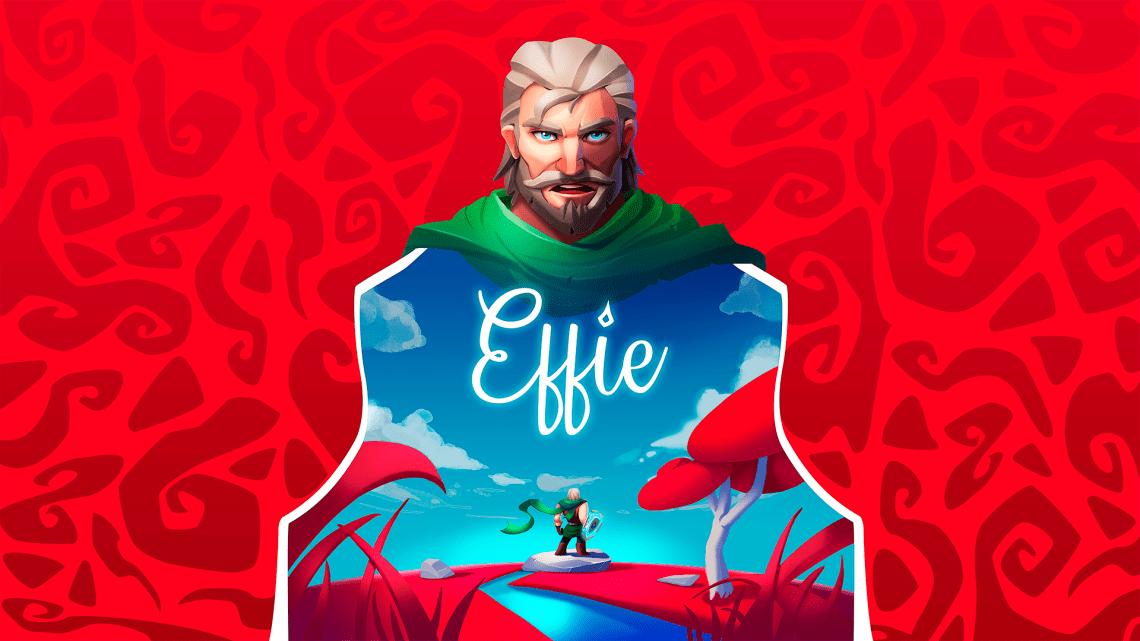 Effie, aventura de plataformas y acción 3D desarrollada en Valencia, llegará el 4 de junio a PS4