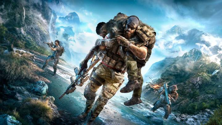 E3 2019 | Ghost Recon Breakpoint no falla y recibe dos increíbles vídeos cinemáticos