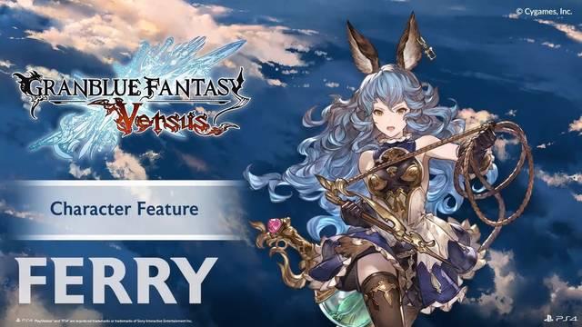 Ferry y Lancelot protagonizan los nuevos vídeos de Grandblue Fantasy Versus