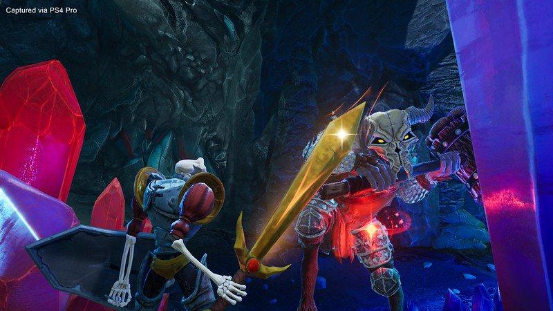 El remake de MediEvil muestra su jugabilidad en un nuevo gameplay off-screen
