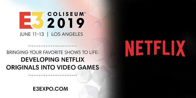 Netflix confirma su presencia en el E3 2019